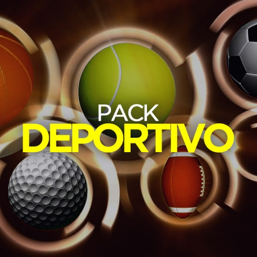 Pack DEPORTIVO