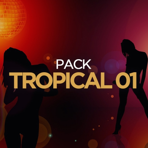Pack TROPICAL 01