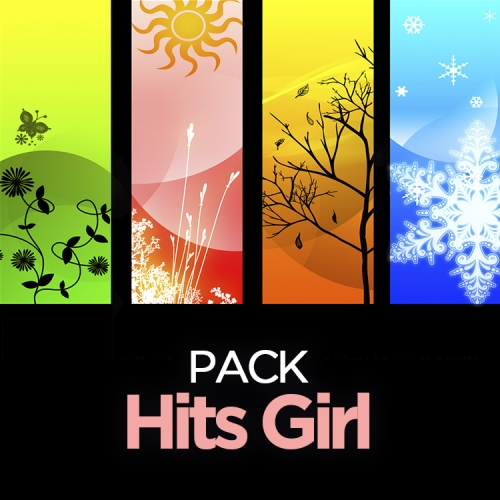 Pack HITS GIRL