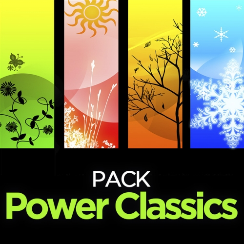 Pack POWER CLASSICS